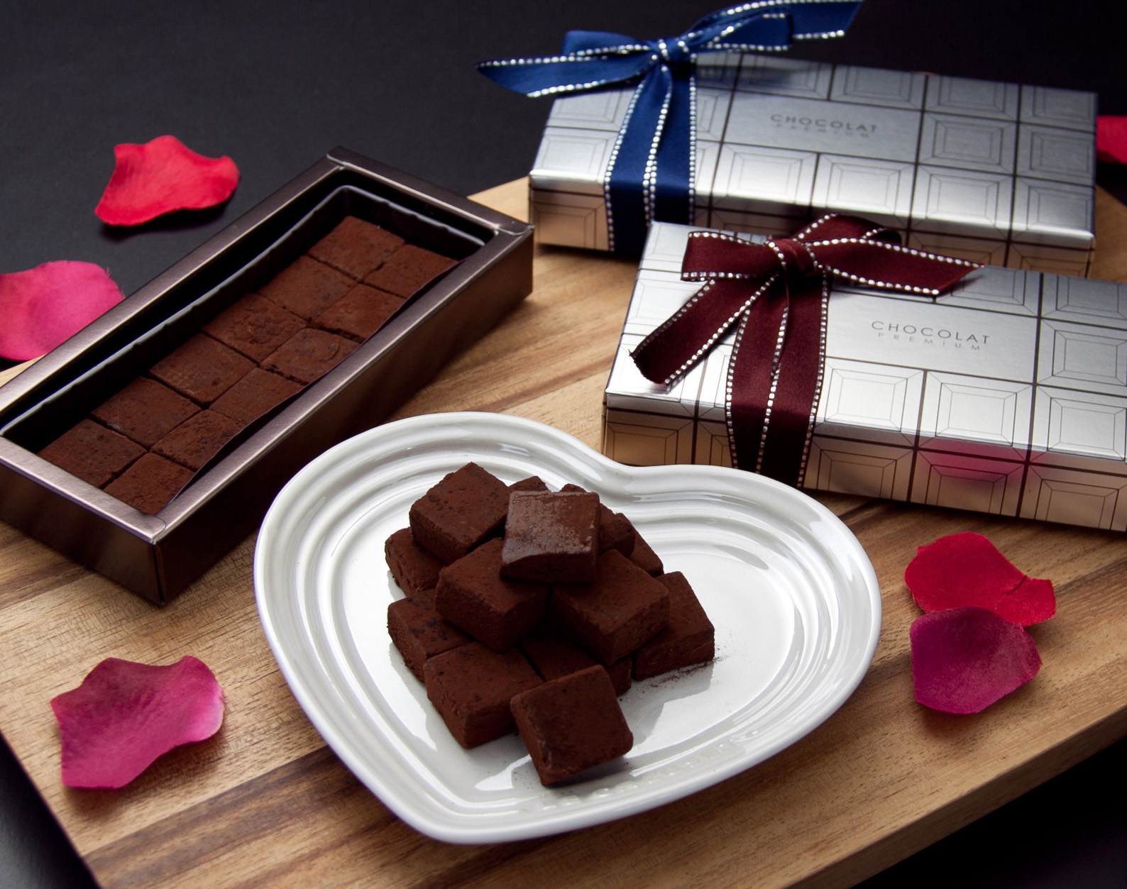 黒糖生チョコレート